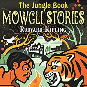 The Jungle Book: The Mowgli Stories Audiobook