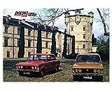 1974 Fiat Polski 125P Photo Poland Finland