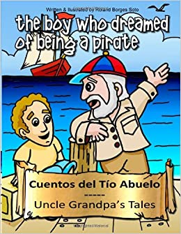 Story & Coloring Book Collection / Colección de Cuentos para Colorear