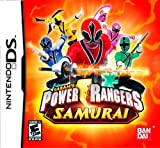 Power Rangers Samurai - Nintendo DS