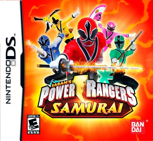 Power Rangers Samurai - Nintendo DS - 1