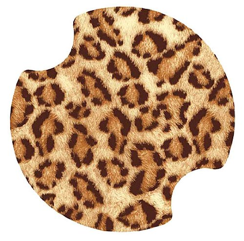 Leopard Print Stroller
