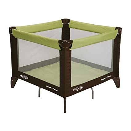 Graco Pack 'N Play Playard Totbloc, Go Green