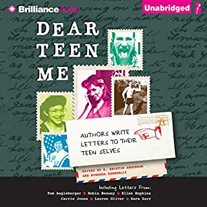 Dear Teen Me Audiobook