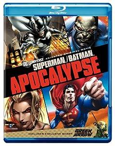 Supermanbatman Apocalypse Blu-ray