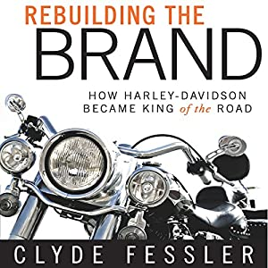 Rebuilding the Brand Audiobook