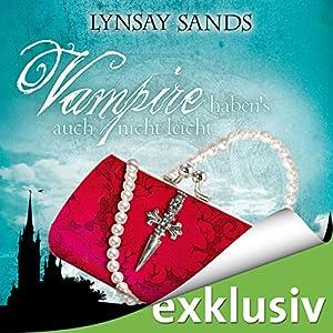 Vampire haben's auch nicht leicht (Argeneau 5) Hörbuch