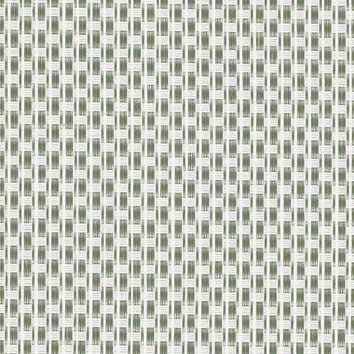 Chilewich Woven Floormat, Basketweave Ice (4' x 6')