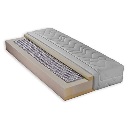 ROLLER Taschenfederkernmatratze ACCORD 1000 DELUXE - 90x200 cm - H3