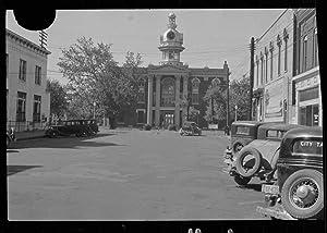 City Hall in Maynardville, Tennessee