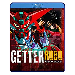 Getter Robo Armageddon Blu Ray [Blu-ray]