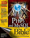 img - for PHP5 and MySQL Bible book / textbook / text book