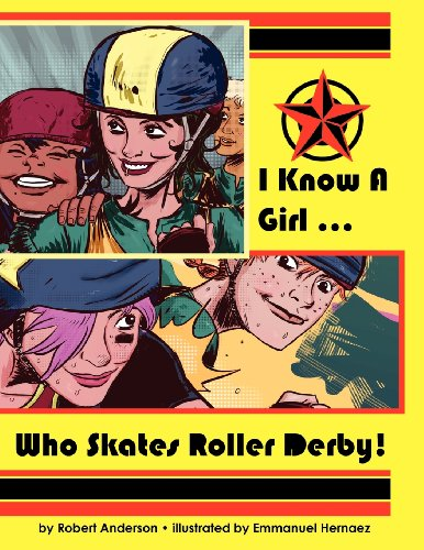 I Know A Girl ... Who Skates Roller Derby!
