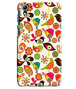 Atem Printed Back Cover For Htc Desire 626