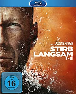 Stirb langsam 1-5 [Blu-ray]