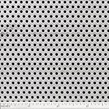 "316 Stainless Steel Perforated Sheet .030"" x 12"" x 12"" - 3/32 holes"