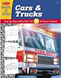 Learn to Draw: Cars & Trucks (1420689088) by Walter Foster
