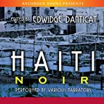 Haiti Noir   Edwidge Danitcat