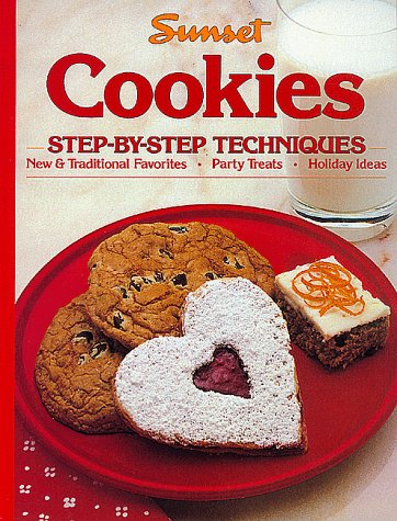 Image for Cookies: Step-By-Step Techniques