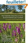 The Habitats Directive in its EU Envi...