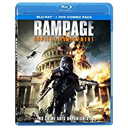 Rampage: Capital Punishment [Blu-ray]
