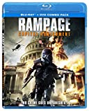 Rampage: Capital Punishment [Blu-ray/DVD Combo]