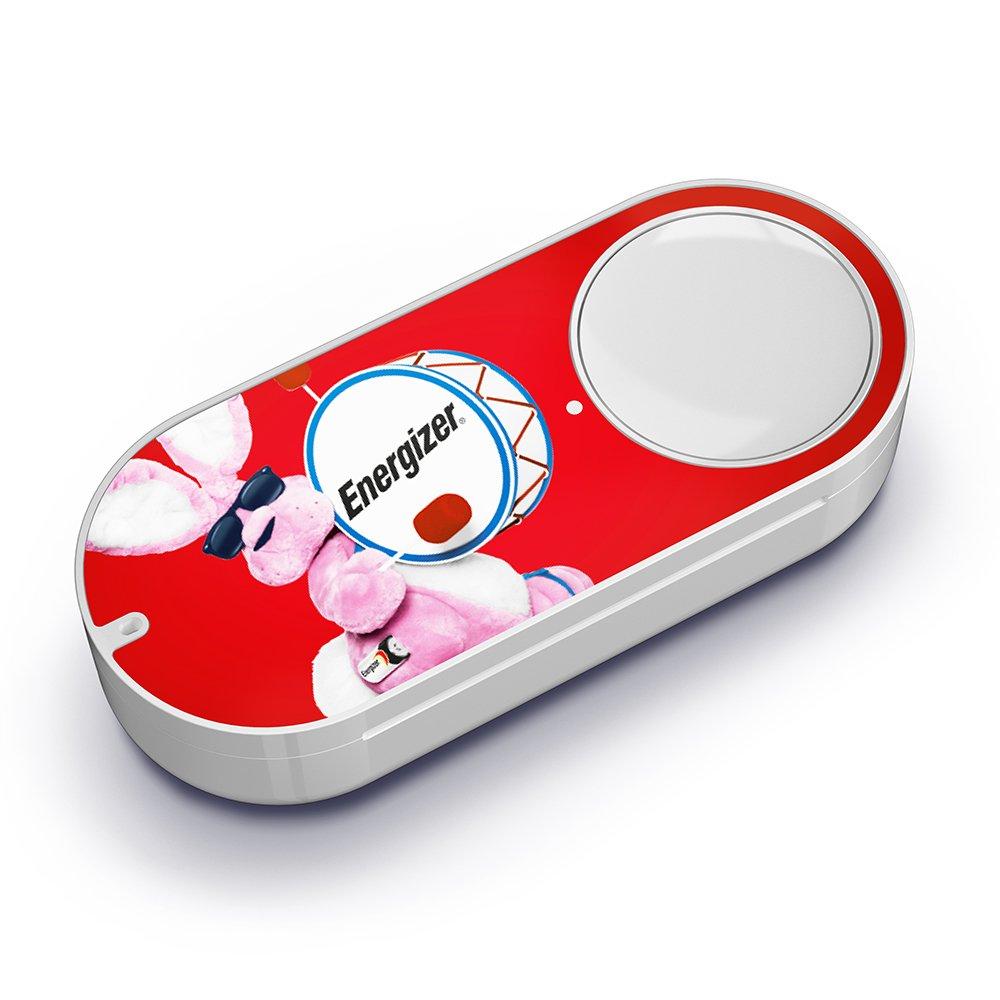 Energizer Dash Button