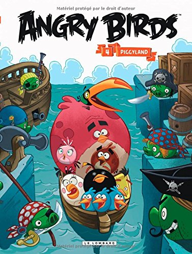 Angry Birds T4 : Piggyland