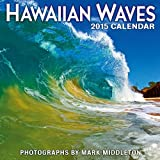 Hawaiian Waves - Hawaii 2015 Deluxe Wall Calendar - Photography by Mark Middleton