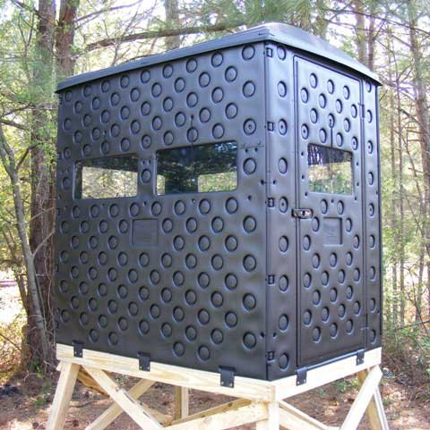 Portable Deer Blinds