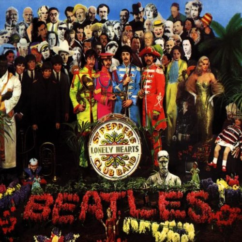 Sgt. Pepper's Lonely Hearts Club Band artwork