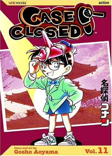 名探偵コナン コミック11巻 (英語版)