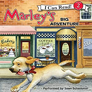 Marley: Marley's Big Adventure Audiobook