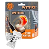 2 Packages of 12 WetFire Fire Starter Tinders by Ultimate Survival Technologies UST (Tamaño: 12 pack)