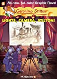 Geronimo Stilton Graphic Novels #16: Lights, Camera, Stilton!