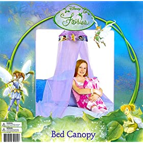 New Furniture and Décoration: Disney Fairies Bed Canopy