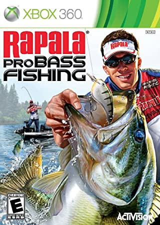 Rapala Pro Bass Fishing 2010