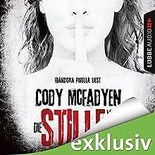 Die Stille vor dem Tod (Smoky Barrett 5) Hörbuch von Cody Mcfadyen Gesprochen von: Franziska Pigulla