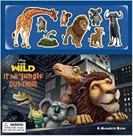 Disney's the Wild: It's a Jungle Out There: Sandvik, Disney Storybook