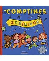 Comptines anglaises (1CD audio)