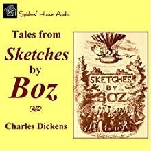 Sketches by Boz Audiobook by Charles Dickens Narrated by Roy Macready