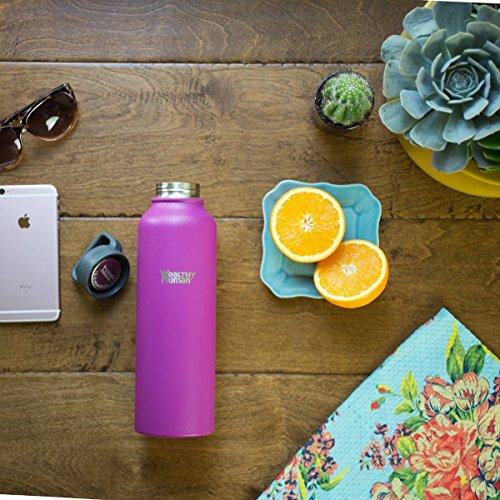 Alkaline Water Bottles / Flasks