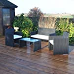 Kingfisher FSR Rattan Furniture Set (...