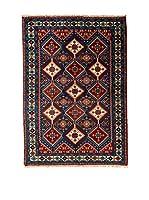 RugSense Alfombra Persian Yalameh Rojo/Azul/Beige 247 x 160 cm