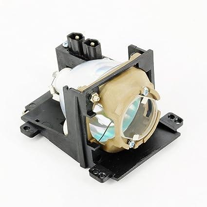 haiwo 310-1705/730-10632de haute qualité Ampoule de projecteur de remplacement compatible avec boîtier pour Dell 3100MP.