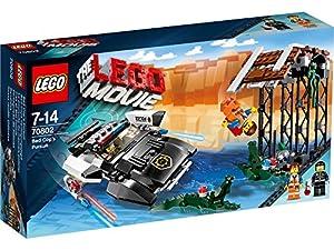 The LEGO Movie 70802: Bad Cop's Pursuit