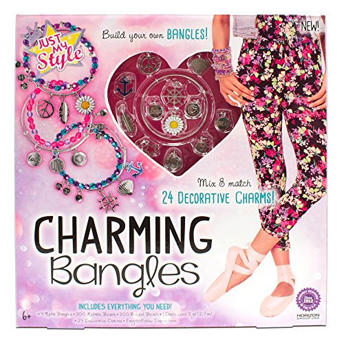 Just My Style Build Your Own Charming Bangles Kit
