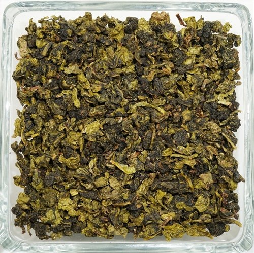 Lovetea Gourmet Loose Leaf Oolong Tea Jade Green Ti Kwan Yin- 8 Ounces