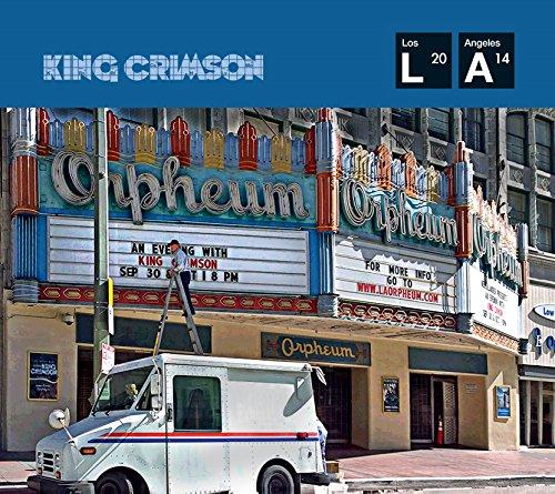 King Crimson-Live At The Orpheum-CD-FLAC-2015-FORSAKEN Download