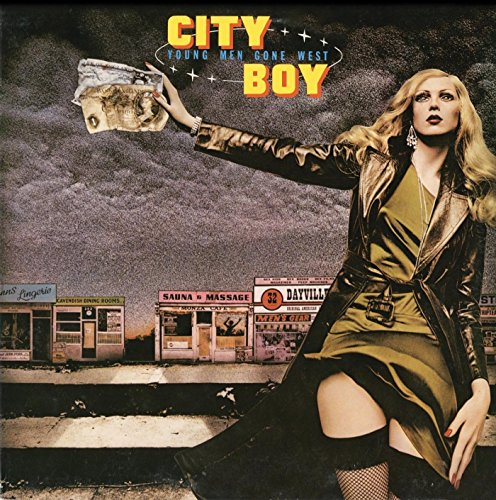 City Boy - Young Men Gone West/book Early: Expanded Edition - Zortam Music